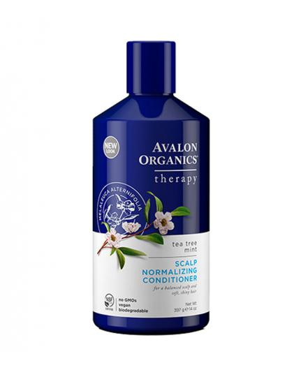 Avalon Organics - Fortifying conditioner - peppermint and tea tree