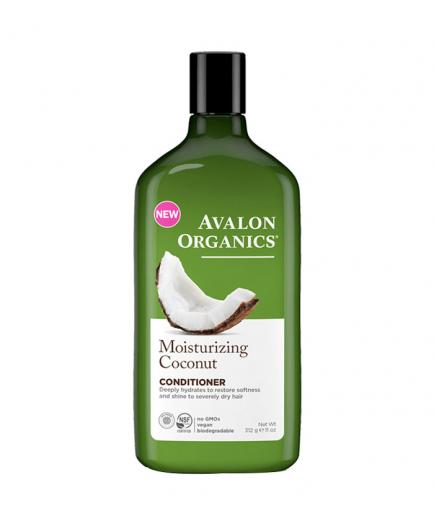 Avalon Organics - Moisturizing Conditioner - Coconut
