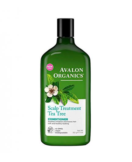 Avalon Organics - Scalp treatment conditioner - tea tree