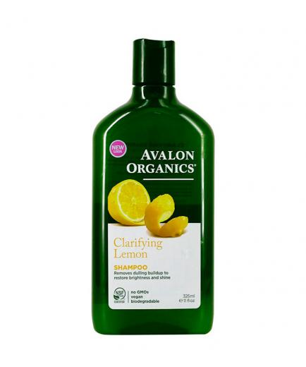 Avalon Organics - Clarifying shampoo - Lemon