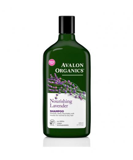 Avalon Organics - Nourishing Shampoo - Lavender