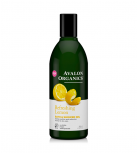 Avalon Organics - Gel de ducha - Lemon