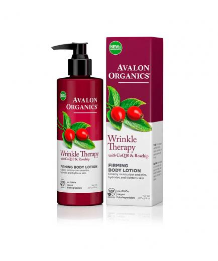 Avalon Organics - CoQ10 Repair Ultimate Firming Body Lotion