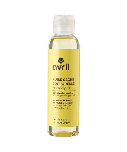 Avril - Dry body oil