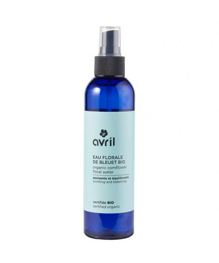 Avril - Floral water of Cornflower bio soothing and balancing
