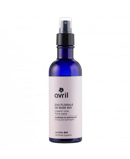 Avril -  Rose floral water toning and astringent