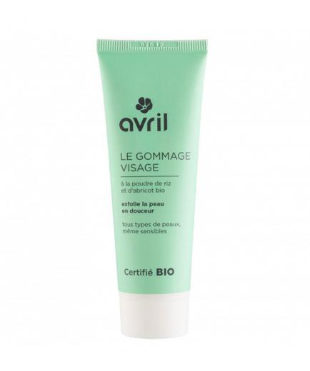 Avril - Exfoliating face cream