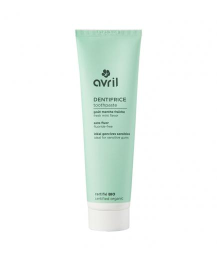 Avril - Fluoride-free Toothpaste - Mint 100ml