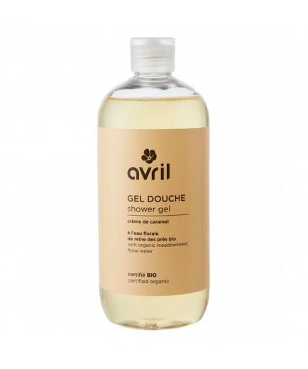 Avril - Shower gel Crème de Caramel