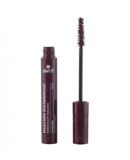 Avril - Eyelash Mascara Waterproof - Prune