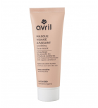 Avril - Soothing Facial Mask with Camomile and Organic Camellia Oil