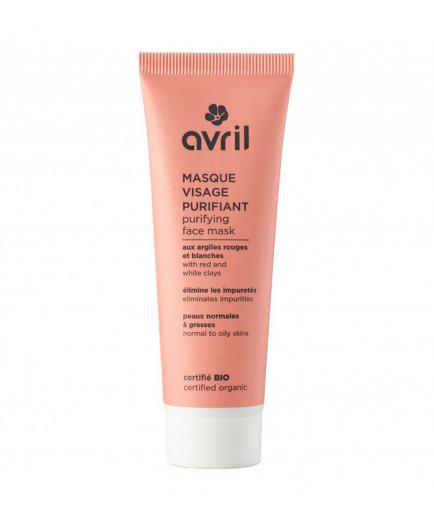 Avril - Purifying Face Mask