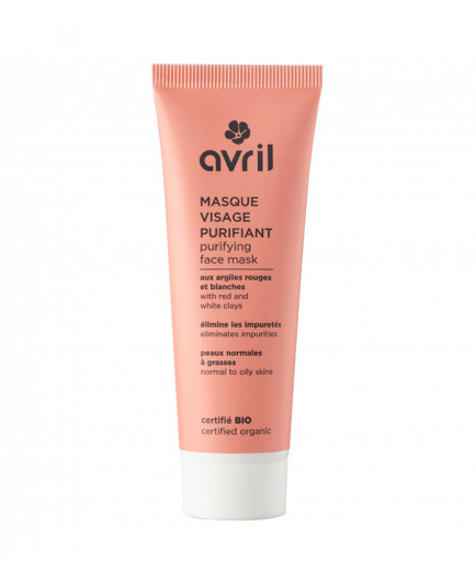 Avril - Mascarilla Facial Purificante