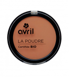 Avril -  Compact powder cuivrée