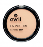 Avril -  Compact powder - Porcelaine