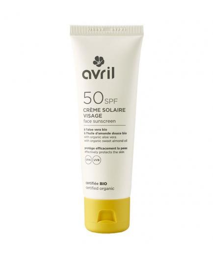 Avril - Facial sunscreen SPF 50