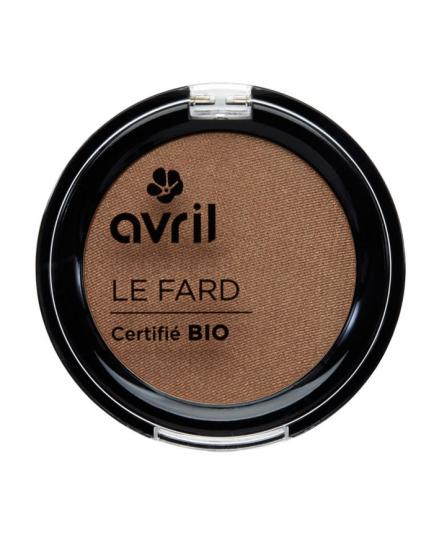 Avril -  Eyeshadow - Noisette Irisé