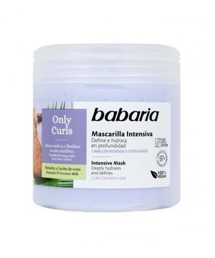 Babaria - Hydrating mask for curly hair - Only Curls