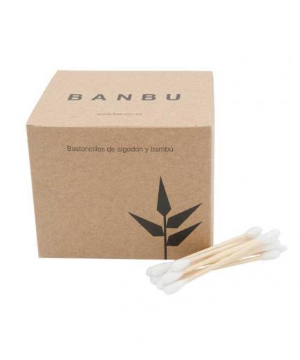 Banbu - Cotton Bamboo Ear Buds
