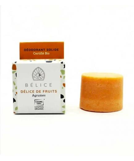 Bélice - Solid Bio Deodorant 38g - Citrus