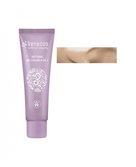 Benecos - BB-Cream 8 en 1 - Fair