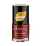 Benecos - Nail Polish - Cherry Red
