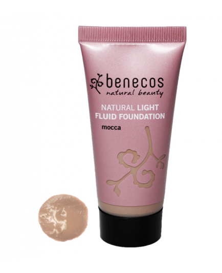 Benecos - Natural Light Make-Up - Mocca