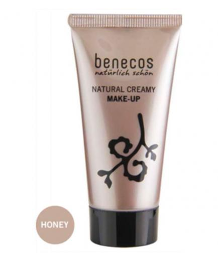Benecos - Natural Creamy Make-Up - Honey