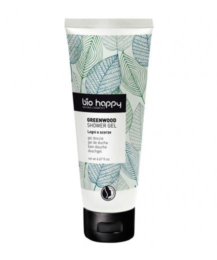 Bio Happy - Natural Shower Gel - Greenwood