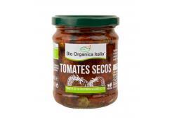 Bio Organica Italia - Dried tomatoes in extra virgin olive oil bio 190g