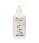 Bio Seasons - Cleansing water for face and body baby - Bébé Lou