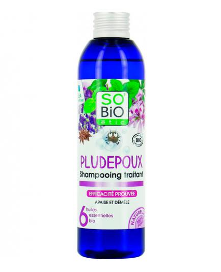SO'BiO étic - Anti lice shampoo - Pludepoux