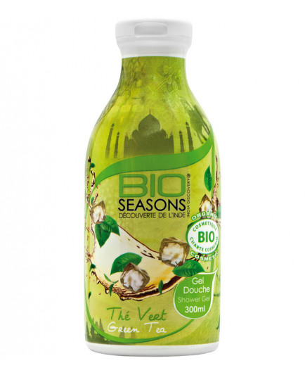Bio Seasons - Shower Gel Green Tea