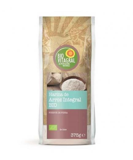Bio Vitagral - Gluten-free brown rice flour Bio