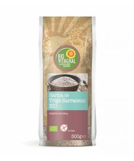 Bio Vitagral - Gluten free buckwheat flour Bio