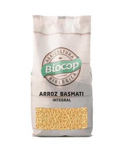 Biocop - Bio integral basmati rice 500g