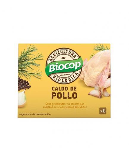Biocop - Chicken soup Bio - 6 pieces