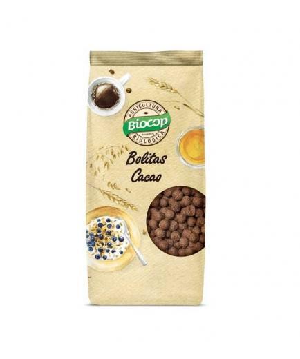 Biocop - Bio Cereal cocoa balls
