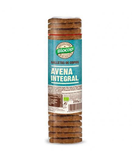 Biocop - Wholemeal oatmeal cookies 250gr