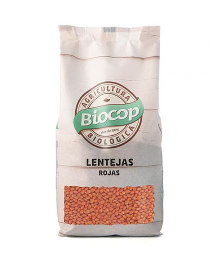 Biocop - Red lentils Bio