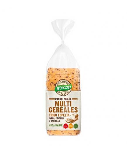 Biocop - Spelled wheat multigrain bread 400g