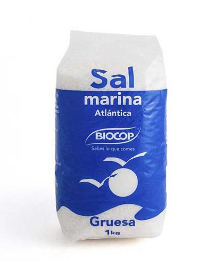 Biocop - Coarse Green Sea Salt 1 Kg