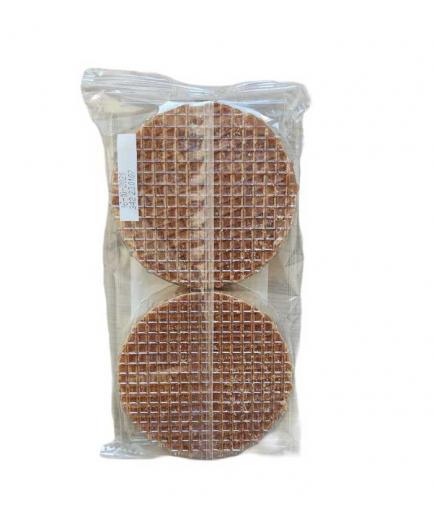 Biocop - Wafels waffle biscuit eco 175g - Hazelnut