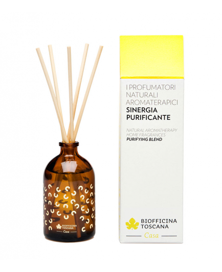 Biofficina Toscana - Aromatherapy Home Fragrantes Purifying