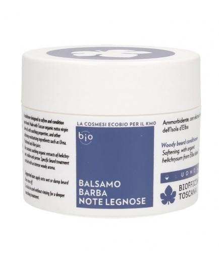 Biofficina Toscana - Beard conditioner balm for men - Woody