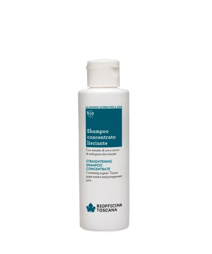 Biofficina Toscana - Straightening Shampoo Concentrate