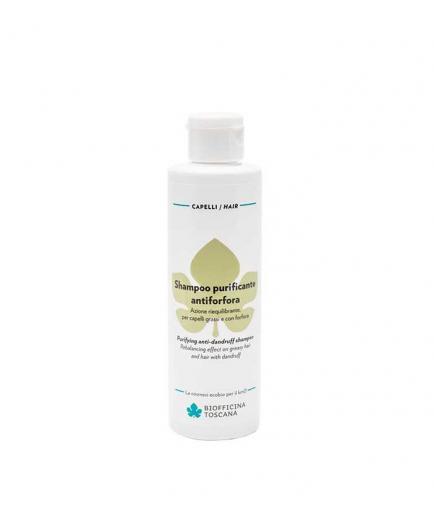 Biofficina Toscana - Anti-dandruff purifying shampoo