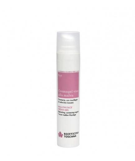 Biofficina Toscana - Face cream gel with mauve