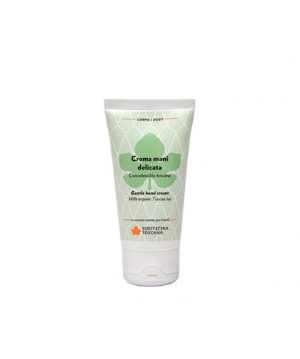 Biofficina Toscana - Hand cream with soft ivy