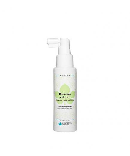 Biofficina Toscana - Acid rinse for curly hair + curl activator